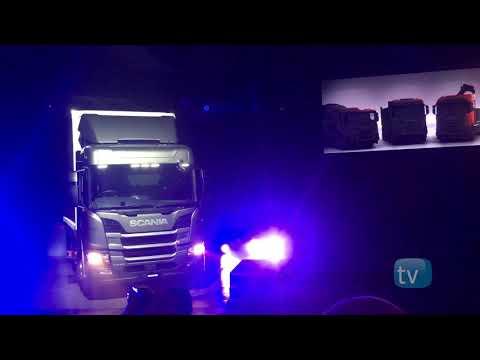 Scania Next Generation Launch