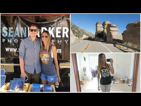 VLOG | Street Fair | Mt Lemmon | Meeting Astrophotographer Sean Parker