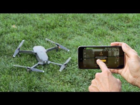 DJI Tutorials - Mavic Pro - Smartphone Piloting