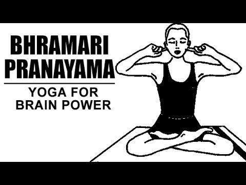 Yoga For Brain Power | Bhramari Pranayama