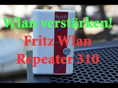 Wlan verstärken - Fritz Wlan Repeater 310 - Installationshilfe & Review [feinstes Deutsch & HD]