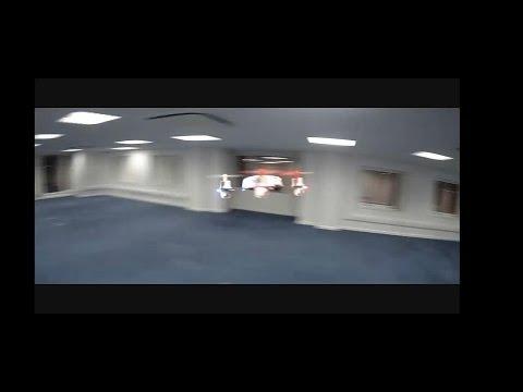 Hubsan Nano Q4 / Estes Proto X Drone Quadcopter Indoor Flight