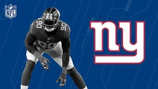 Jason Pierre-Paul Signs 4-Year Deal with Giants! | 2016 NFL Season highlights
