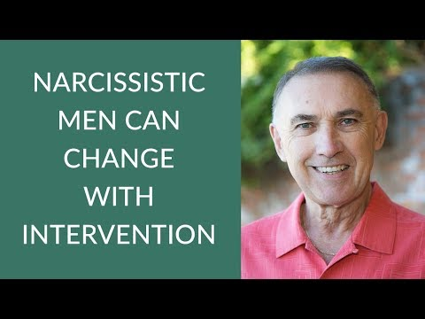 Narcissistic Men Can Change!