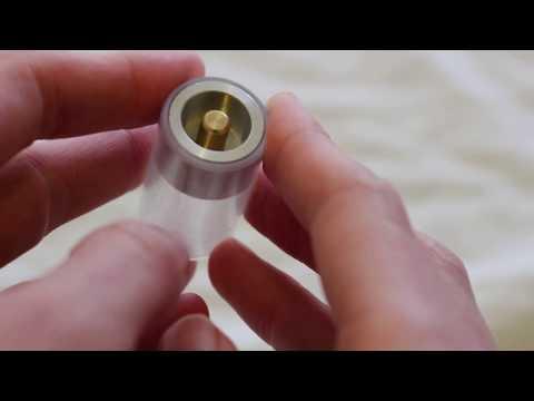 KR Sabers Graflex lightsaber blade plug V1 7/8 in (retired model) review