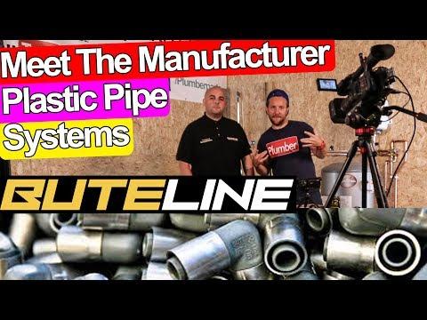 PLASTIC PLUMBING PIPE SYSTEMS - Meet Buteline