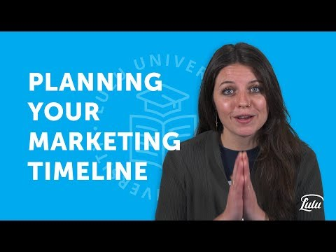 Planning Your Marketing Timeline
