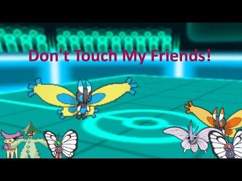 Shiny Mothim Sweep 2