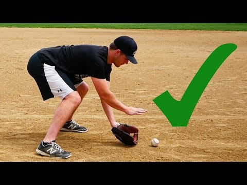 ELIMINATE Your Fielding Errors With These 3 Tips