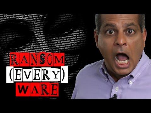 Inside Cybercrime: Ransom (every) ware