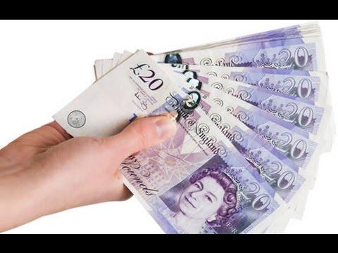 Quick Cash - Powerful 7 mins 3rd Eye Awakening Binaural Beat Session UK Pounds **MUST WATCH**