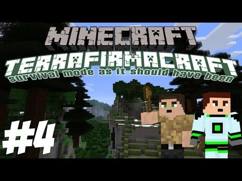 TerraFirmaCraft - Ep 4 - Farming!