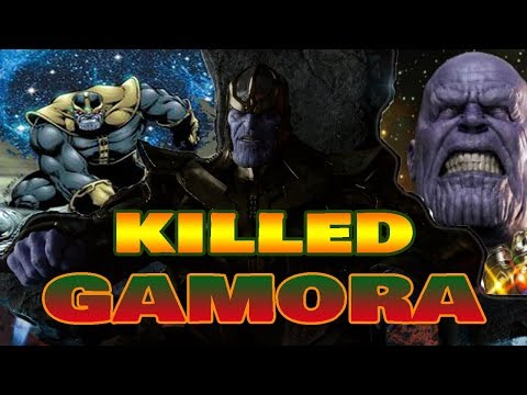 8 Most Badass Things Thanos Has Ever Done In The Comics