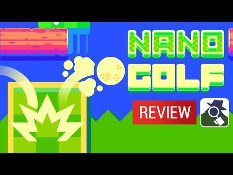 NANO GOLF | AppSpy Review