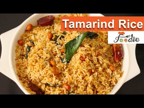 Tamarind rice recipe video| Tasty Rice items| Pulihora |Rice recipes| How to cook easy meals |Foodie