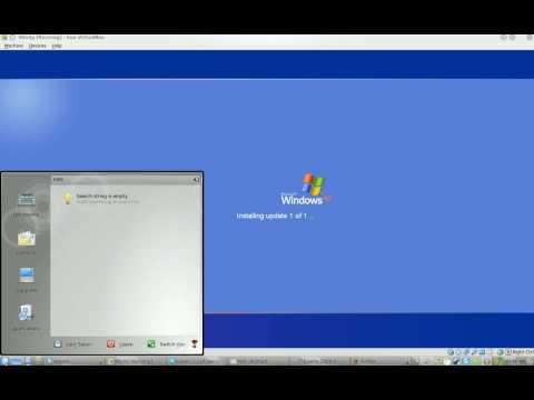 Windows update loop