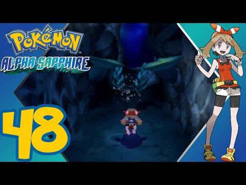 Pokémon Alpha Sapphire - Episode 48 - Diving Underwater on Route 124 - Gameplay Walkthrough