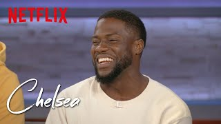 Download Kevin Hart and The Plastic Cup Boyz (Full Interview) | Chelsea | Netflix Video
