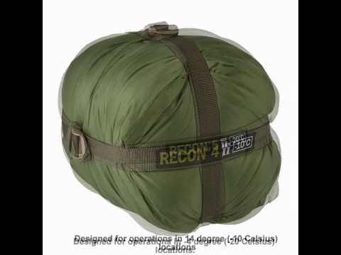 Recon Sleeping Bag 2, 3, 4, 5 - Gen ll
