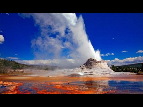 Unusual Eruptions At Yellowstone's Largest Active Geyser Steamboat Baffles Scientists
