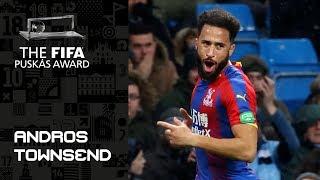 FIFA PUSKAS AWARD 2019 NOMINEE: Andros Townsend