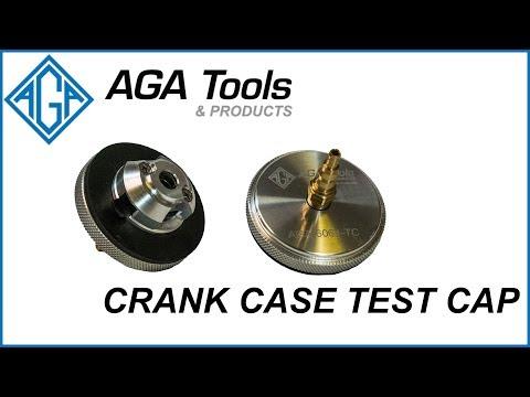 Crank Case Test Cap