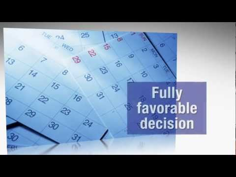What is a fully favorable versus a partially favorable Social Security Disability decision?