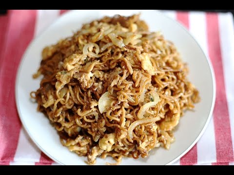 Ramen Noodle Recipe : Ramen Scrambled Eggs Recipe