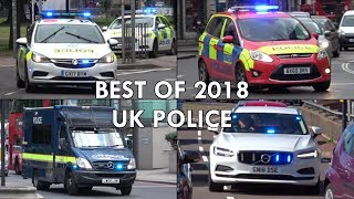 BEST OF 2018 - UK POLICE