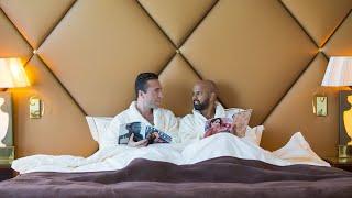 Paris Engagement Same Sex Couple