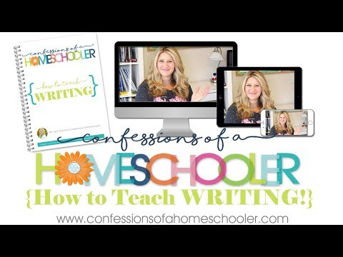 How to Teach Writing eCourse