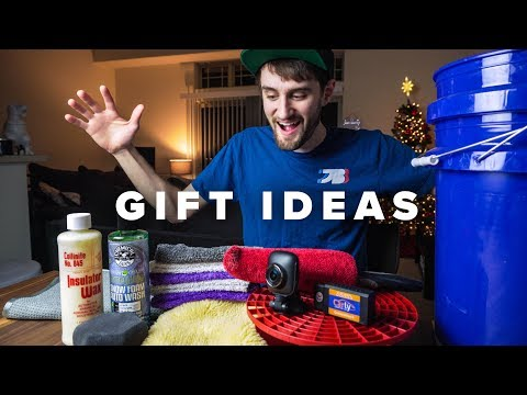 BEST Gift Ideas for Car Enthusiasts UNDER $100!
