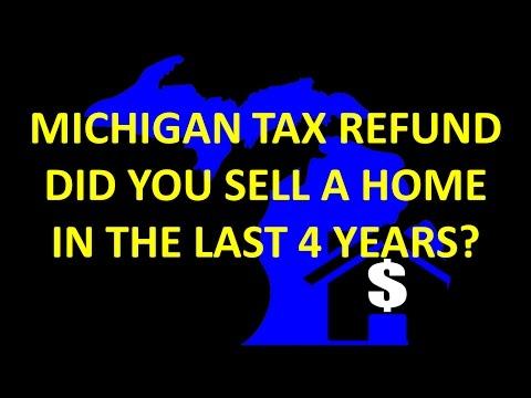 Michigan Tax Refund