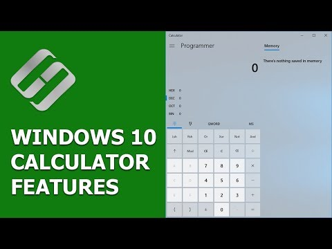 Getting to Know Windows 10 Calculator Features, Recovery and Installation 🖥️🛠️👨‍💻