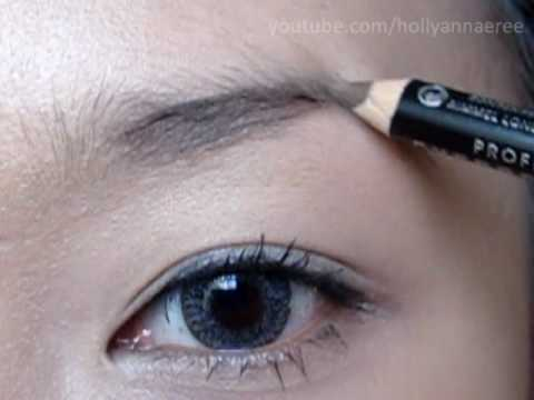 How I do my Brows - (Filling Them In - Brow Pencil Application)