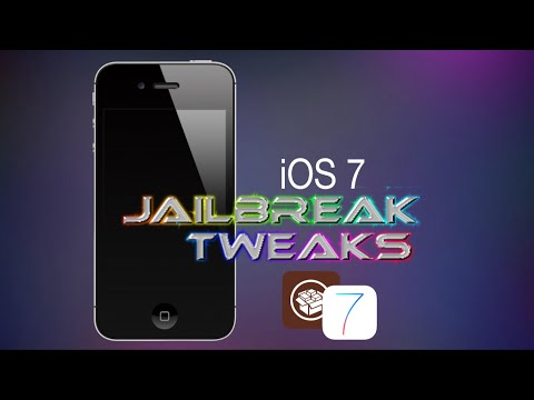 iOS 7 - 7.1.2 JAILBREAK // HOW TO INSTALL RADICANT THEME w/ iFILE