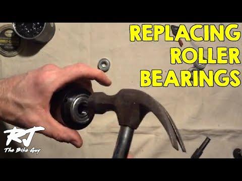 How To Replace Worn Treadmill Roller Bearings - Treadmill Repair