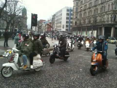 Belfast Scooter Rally