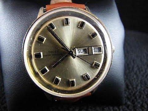 Vintage Watch Repair   70's Timex   26850 2773