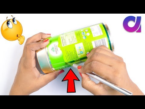 Best use of waste empty container craft idea | Best Out of waste | Artkala 516