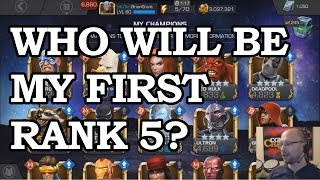 My First Rank 5 Champion | Marvel Contest of Champions