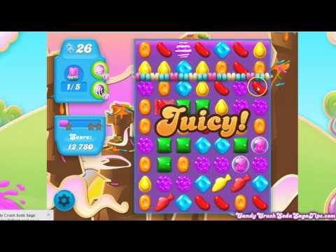 Candy Crush Soda Saga Level 65 Commentary Walkthrough