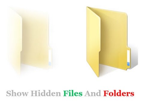 How To Show Hidden Files In Your USB?