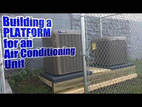 Building a platform for an Air Conditioning Unit