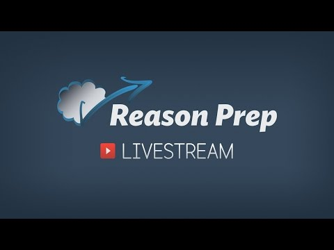 Your SAT/ACT Study Plan - Reason Prep Livestream #3 (July 1, 2015)