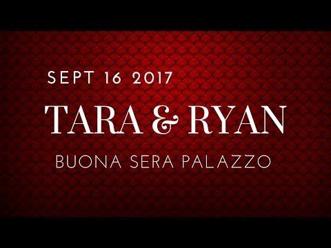 DJ VLOG #118: Tara & Ryan's Wedding at Buona Sera Palazzo (Ocean, NJ)
