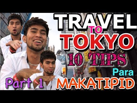 Travel to TOKYO - Part 1