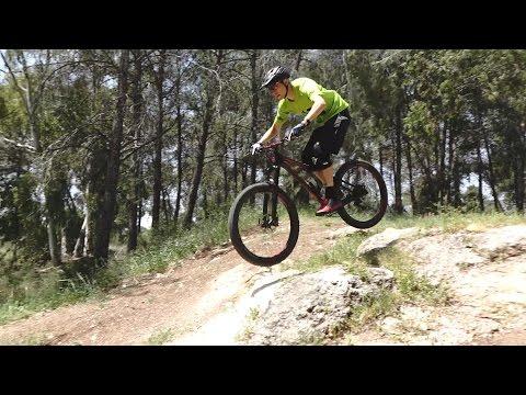 טכניקת רכיבה: קפיצה מקדימה / Pre Jump