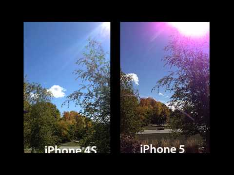 iPhone 5 Camera Problem
