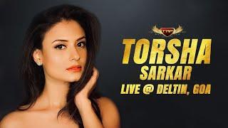 Torsha Sarkar   Deltin Goa   New Year Eve 2020